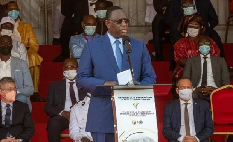 Vaccins anti-Covid-19: il n'y a que Sinopharm qui est disponible pour le Sénégal, selon Macky Sall