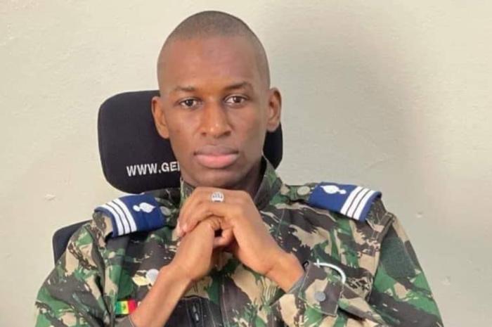 Radié de la gendarmerie: Capitaine Touré adresse une lettre de remerciements aux Sénégalais