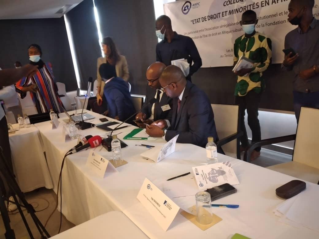 État de droit et minorités: un colloque à Dakar dénonce la marginalisation de la minorité parlementaire au Sénégal