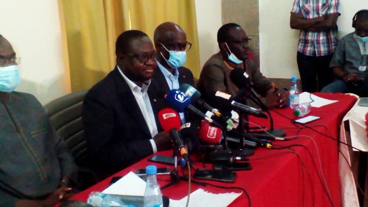 Modification code électoral: l'opposition se met en ordre de bataille et demande à ses militants d'attendre les mots d'ordre