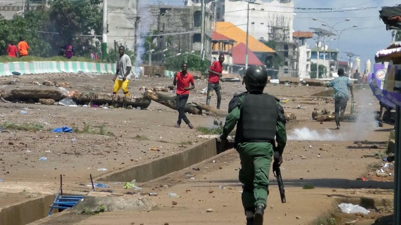 «Les opérateurs économiques guinéens ont perdu plus de 300 milliards lors des violences post-électorales» (Organisation)