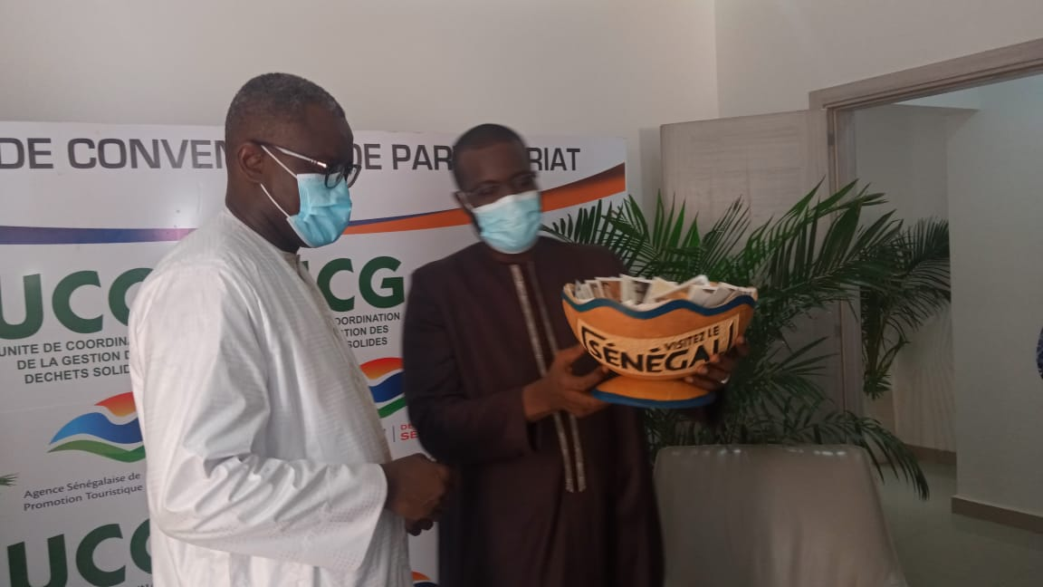 Convention ASPT et UCG… pour une «Teranga» zéro déchet dans le secteur du tourisme sénégalais