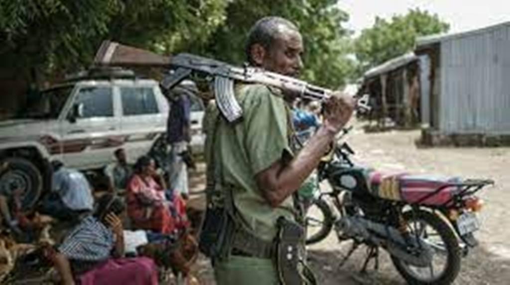 Conflit au Tigré: les miliciens amhara prêts à tout pour défendre le Wolkaït-Tegede