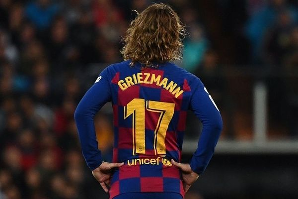 Mercato: Antoine Griezmann vers la Premier League
