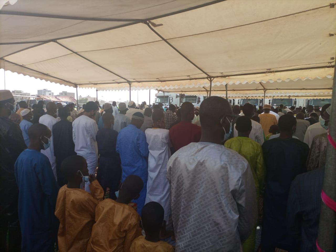 Tabaski 2021: la Communauté des disciples de Baye Niass de Dakar annule sa prière collective