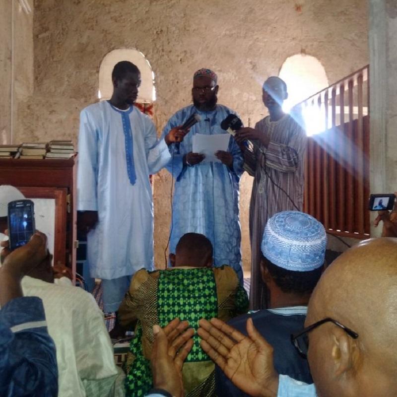 Tabaski 2021 : Imam Omar sall déplore la division des musulmans et invite à trouver une solution