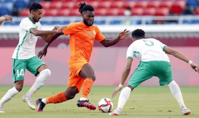 JO : la Côte d'Ivoire débute par une victoire face à l'Arabie Saoudite