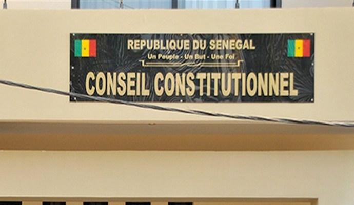 Recours des lois portant Code pénal et Code de procédure pénale: le Conseil constitutionnel déboute l'opposition