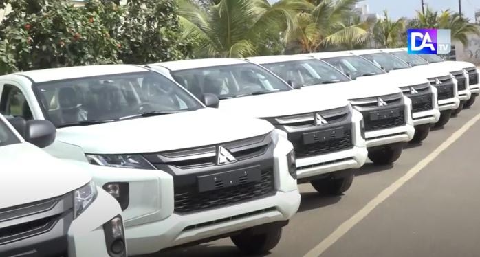 Lutte contre la traite des personnes et le trafic de migrants : l'UE dote la police sénégalaise de véhicules