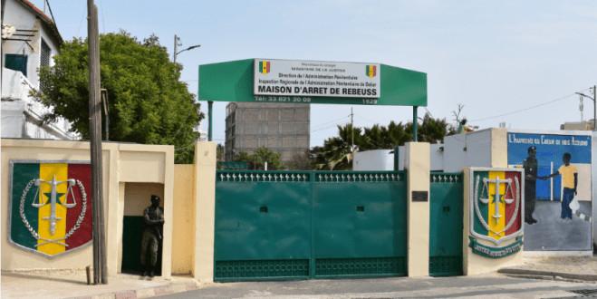Covid-19: Les visites familiales aux détenus suspendues jusqu'à nouvel ordre (officiel)