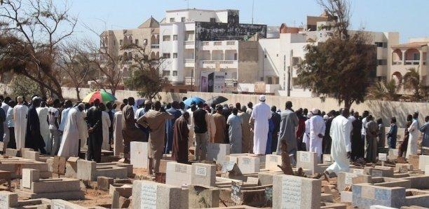 3e vague Covid-19 : pas moins de 9 cérémonies d'inhumation dénombrées dimanche au cimetière de Yoff