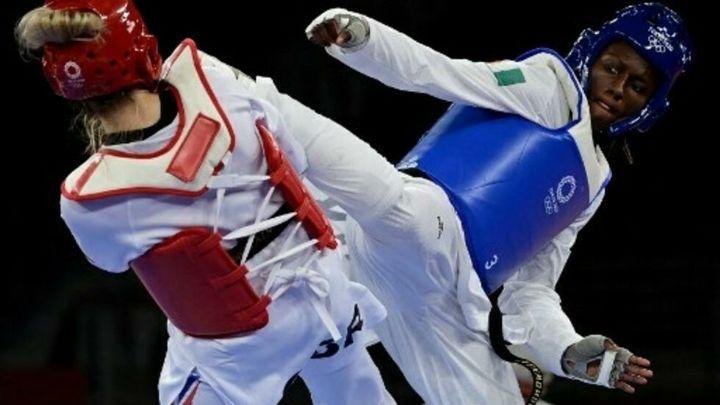 Jeux olympiques: l'Ivoirienne Ruth Gbagbi remporte une médaille de bronze en taekwondo