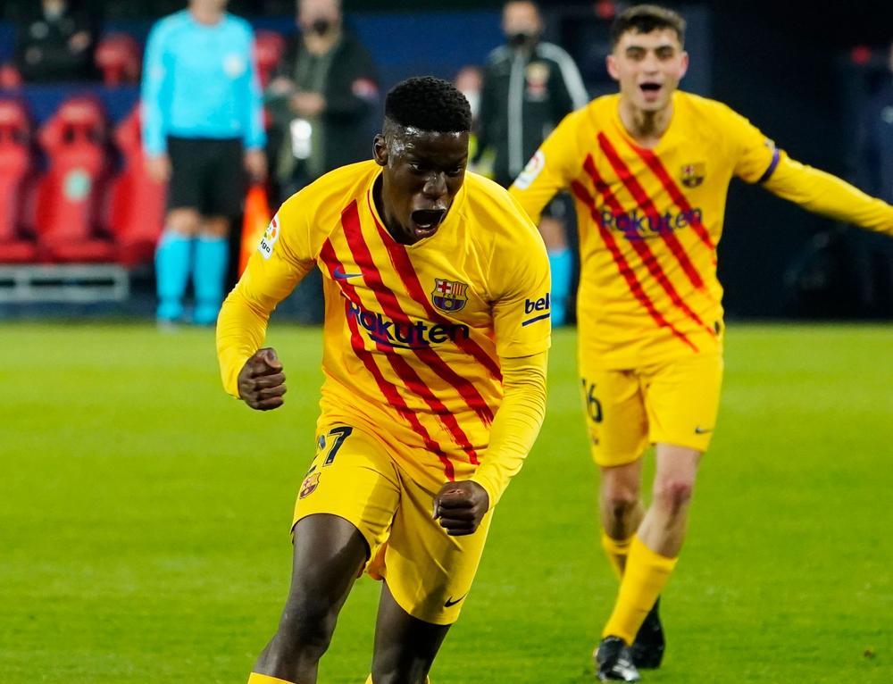 Barça : le jeune Moriba dévoile des abus racistes en ligne
