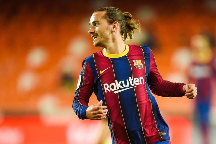 FC Barcelone : On sait enfin où jouera Griezmann cette saison