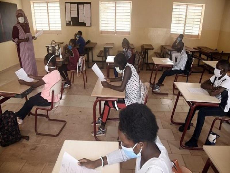 Examen du Baccalauréat 2021: 153.727 candidats inscrits dont 53,77% des filles.