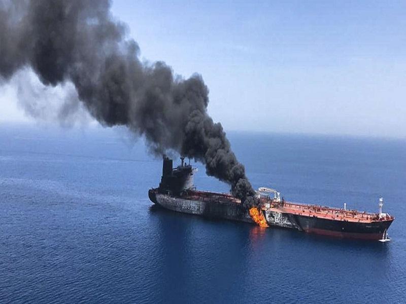 Deux morts dans l'attaque d'un pétrolier au large d'Oman (armateur)