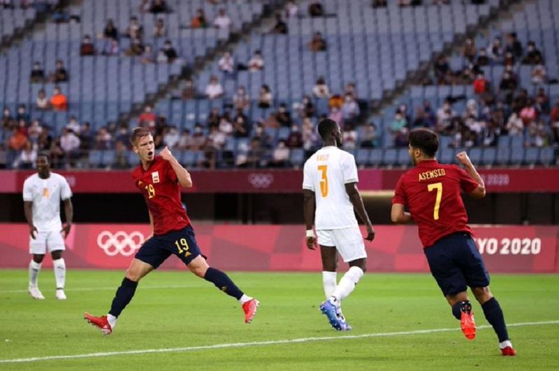 JO : Côte d'Ivoire éliminée par l'Espagne en quart de finale
