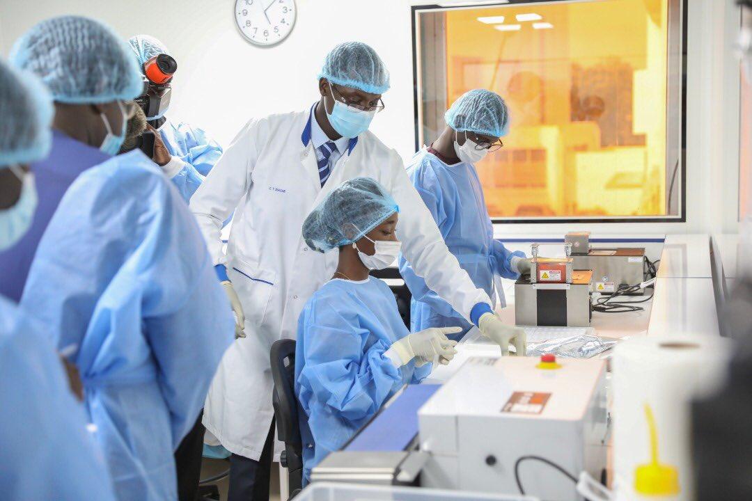 Covid-19 : les Tests de diagnostic rapide mis sur le marché à compter de ce samedi 31 juillet 2021