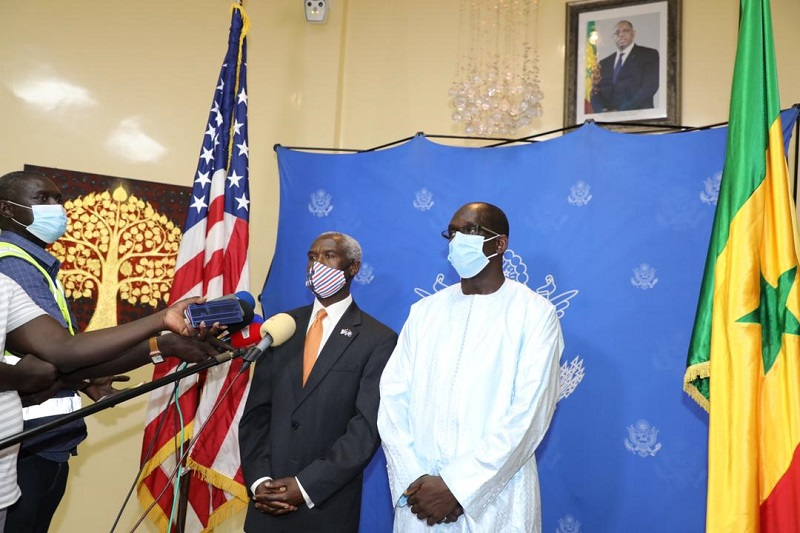 Covid-19 : plus de 400 millions FCFA des États-Unis à l'UNICEF pour faciliter le déploiement de vaccins homologués au Sénégal