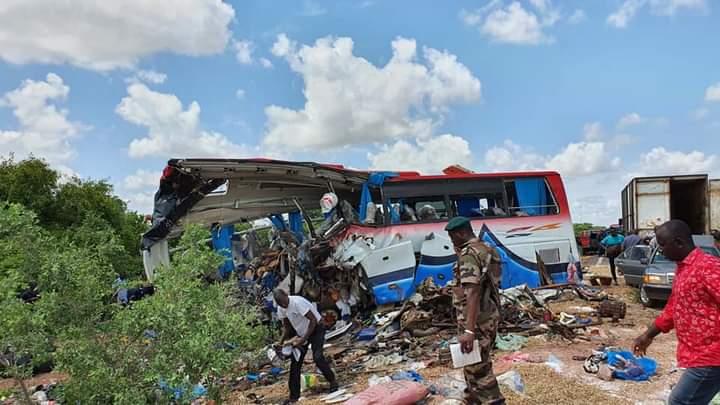 Mali : 37 morts et des blessés graves dans un accident de route