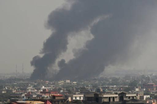 Afghanistan: deux fortes explosions et des tirs d'armes automatiques entendus à Kaboul