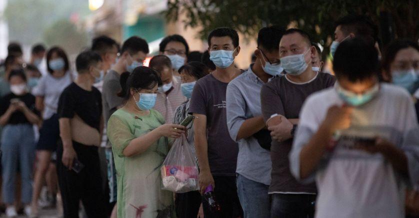 Covid-19 en Chine: face au variant Delta, les autorités engagent une bataille sanitaire