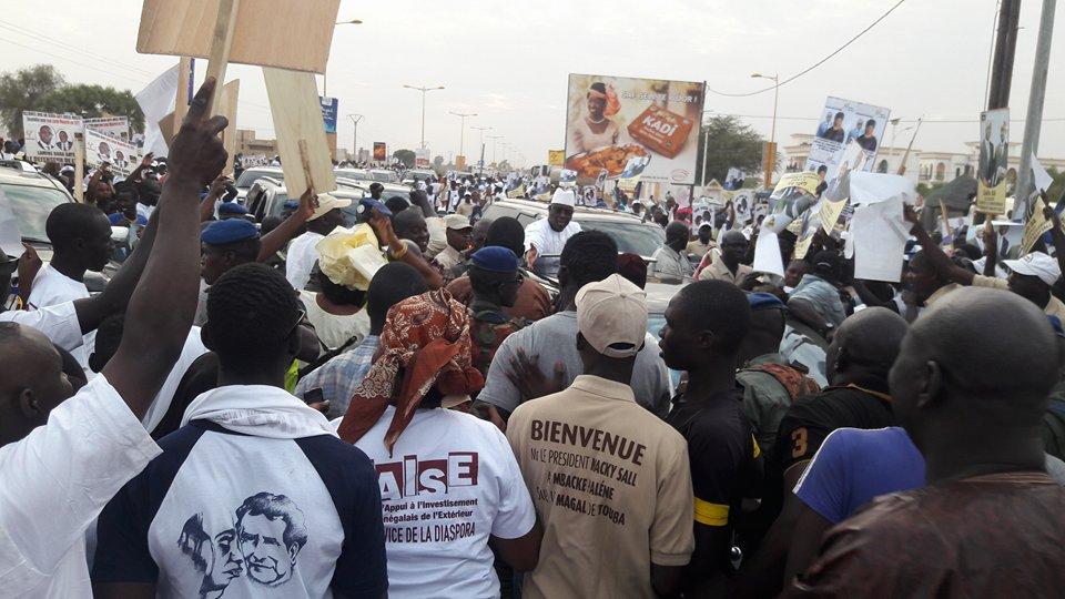 APR: Ça grogne dans les rangs du parti présidentiel à Touba-Mbacké