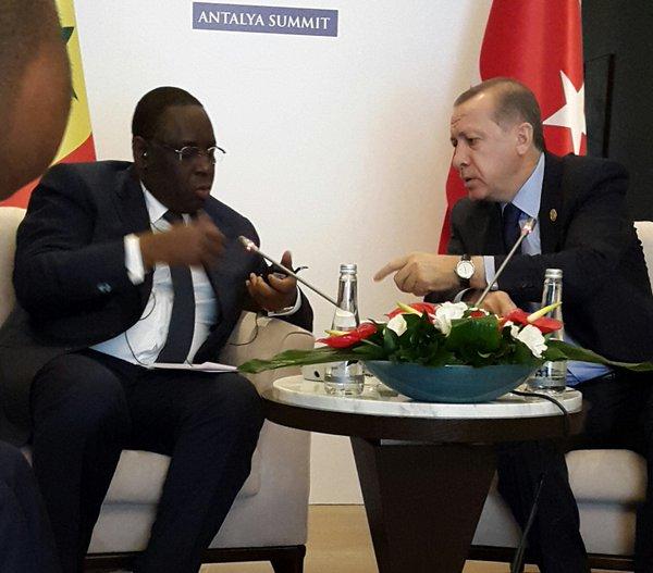 Lutte contre Covid-19: la Turquie va envoyer 12 tonnes de matériels médicaux au Sénégal