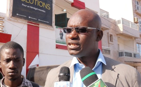 Elections locales: Pastef Dakar accable Alioune Ndoye et Moussa Sy