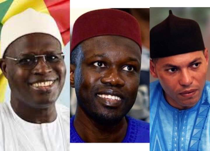 Thierno Bocoum tire sur la coalition Khalifa-Sonko-Karim Wade