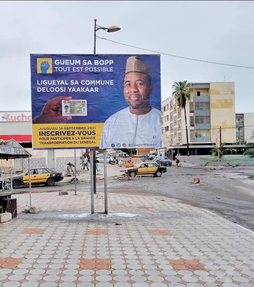Bougane Gueye Dany informe de sa convocation au Commissariat central de Dakar demain lundi