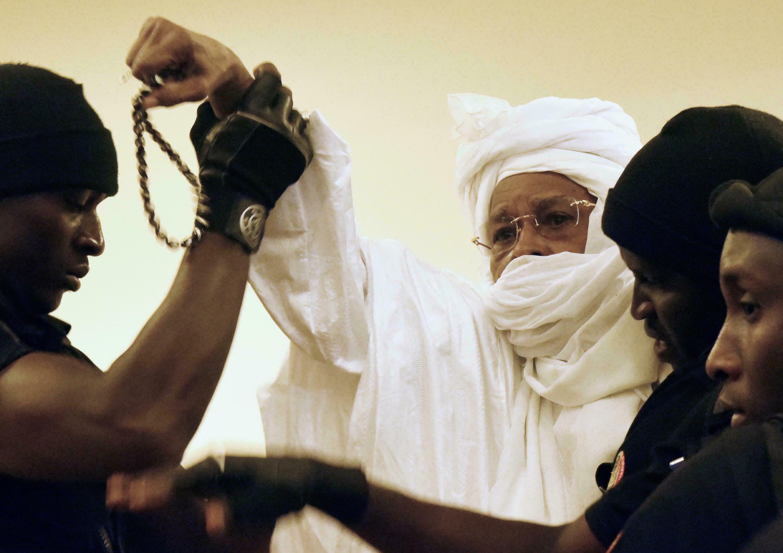 Belle monstruosité ! La chronique de KACCOR sur la mort de Habré