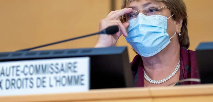 Michelle Bachelet, Haut-commissaire aux droits de l'Homme : « La mort de Habré ne constitue pas un obstacle à l'indemnisation des victimes »