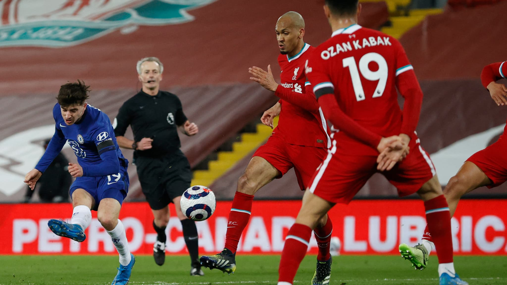 PL: Pas de vainqueur entre Chelsea et Liverpool