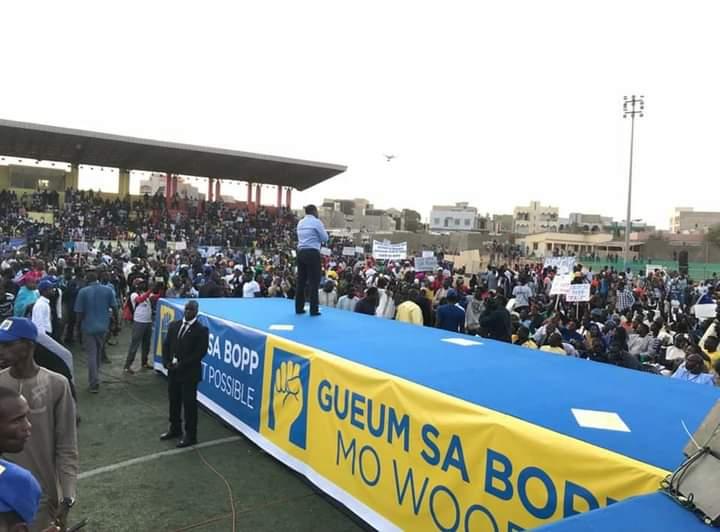 Locales 2022: près de 30 mouvements et partis politiques composent la grande coalition Gueum Sa Bopp