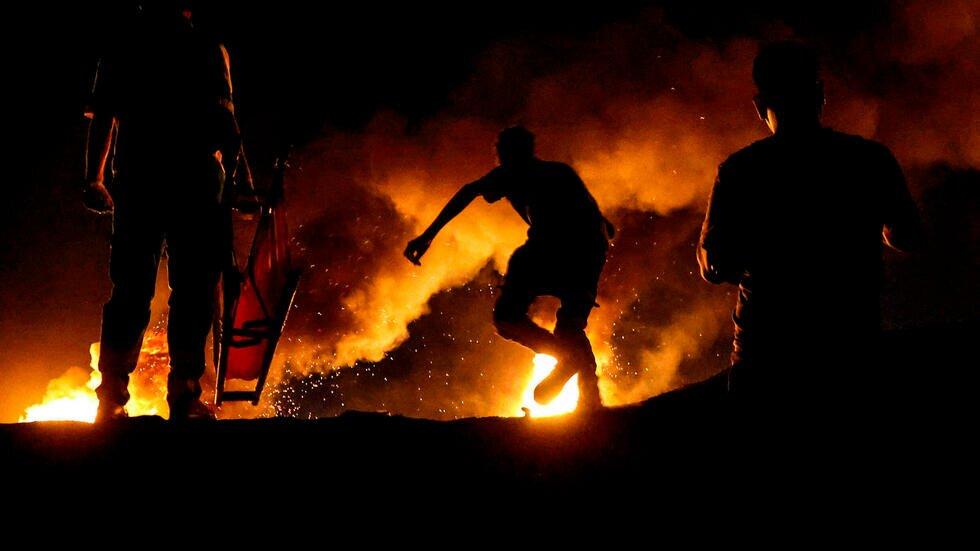 Gaza: regain de tension meurtrière le long du mur de séparation avec Israël