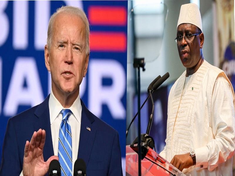 Conférence sur la démocratie: Macky Sall parmi les invités de Joe Biden
