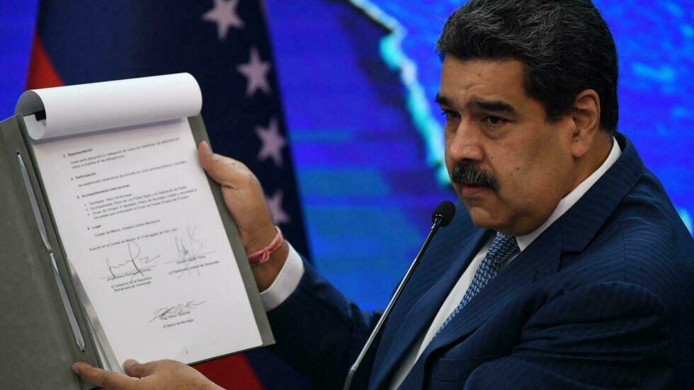 Venezuela : reprise du dialogue entre le pouvoir et l'opposition