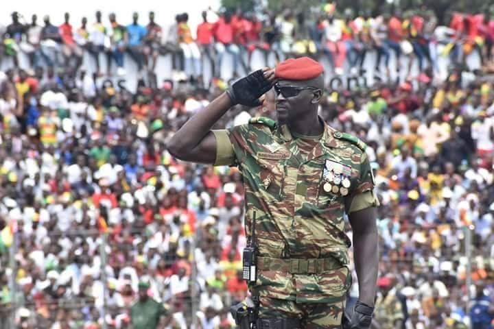 Le Colonel Mamady Doumbouya serait l'instigateur de la tentative de coup d'Etat contre Alpha Condé