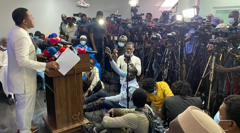 La Conférence des leaders de Yewwi Askan Wi rejette la signature «sous réserve» de Bougane Gueye