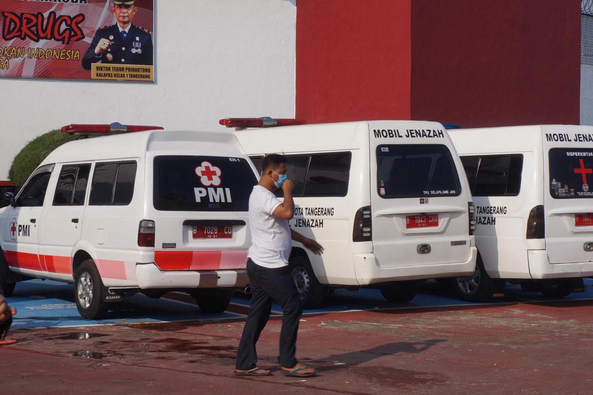 Indonésie: au moins 41 morts dans l'incendie d'une prison
