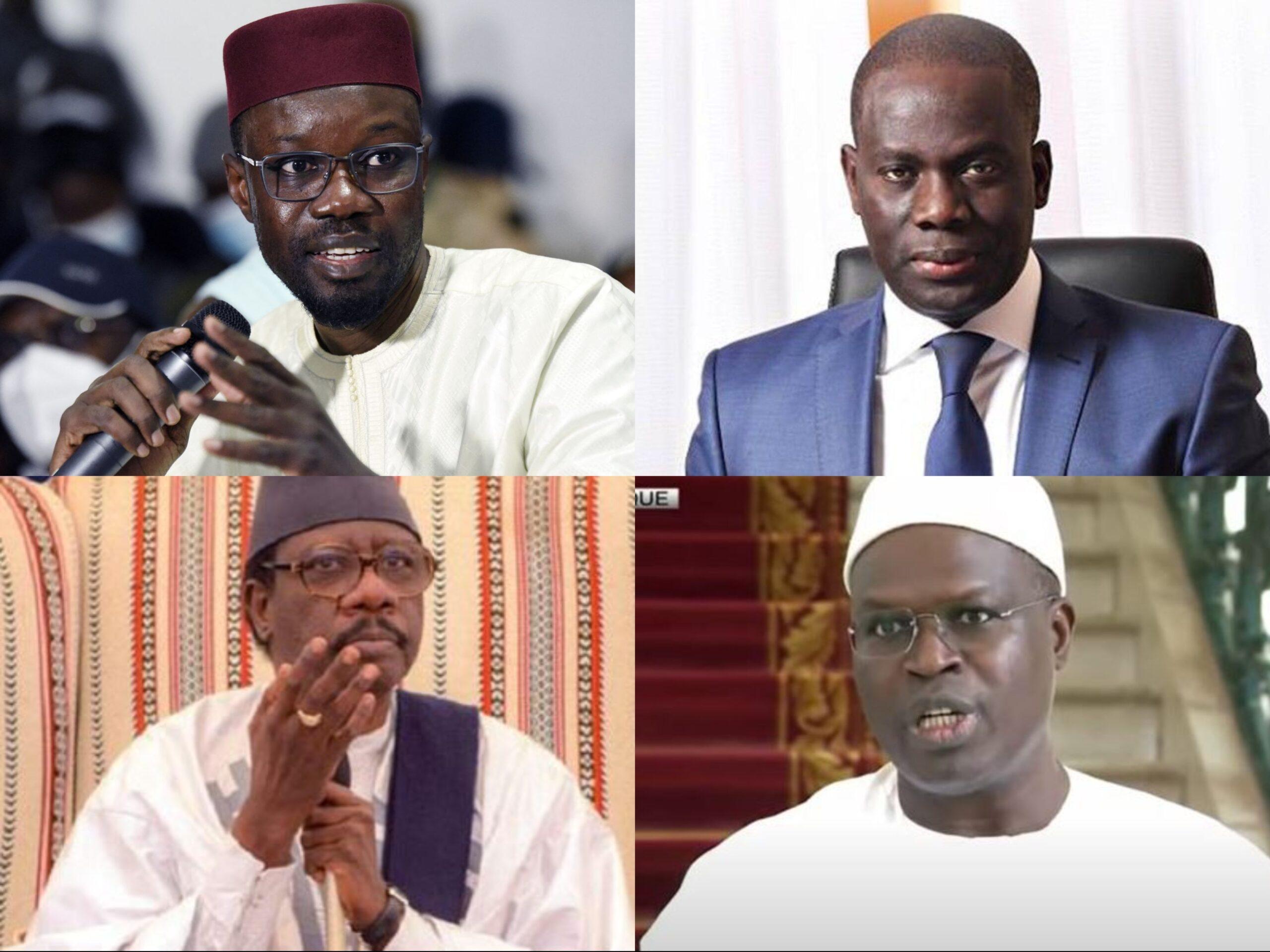 Pré-investitures Yewwi Askan Wi: Dakar, Guédiawaye âprement disputés, Sonko à Ziguinchor ?