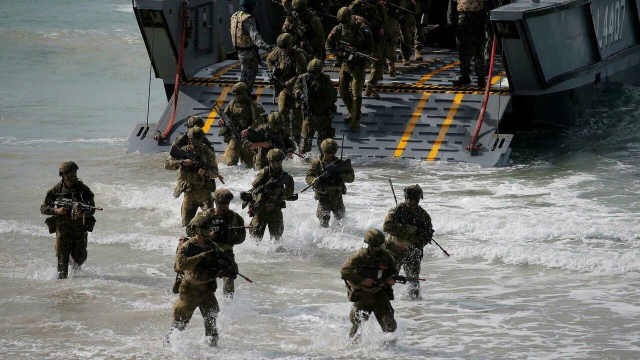 La France et l'Australie renforcent leur coopération militaire dans la région indopacifique