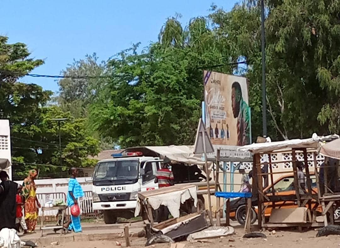 Guédiawaye quadrillé par les forces de l'ordre: pas l'ombre d'un manifestant «contre la vie chère»