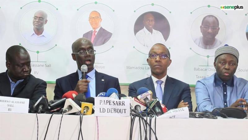 Coalition de Wade et Cie: Thierno Alassane Sall et le juge Dème claquent la porte après avoir donné leur accord