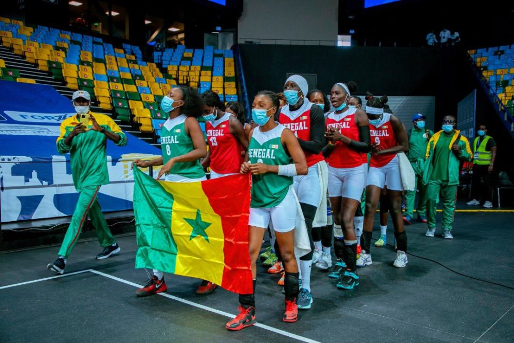 CAN Volley-ball Dames : Battues 3-0 les «Lionnes» sont éliminées dès leur 2ème match