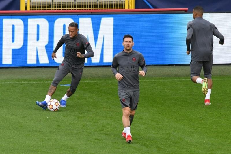 Ligue des champions : Débuts du PSG de Messi, retour de l'AC Milan à Liverpool