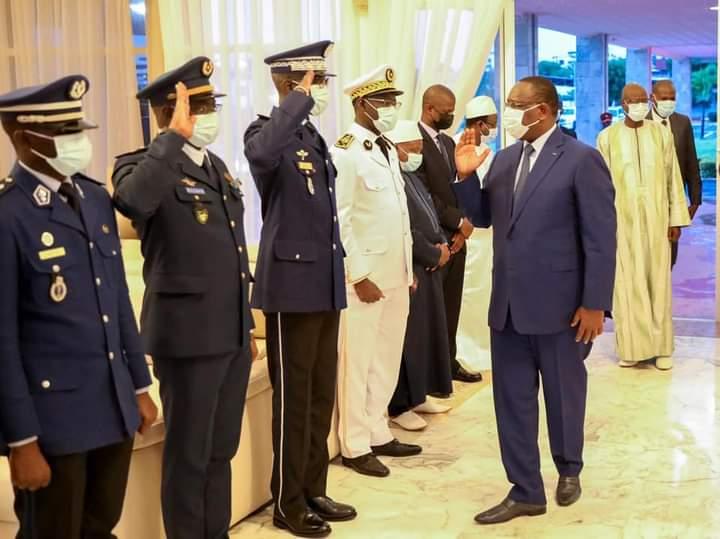 Situation en Guinée: Macky Sall participe au sommet extraordinaire de la CEDEAO de ce jeudi