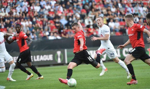 Ligue Europa Conference : Rennes tient le choc face à Tottenham