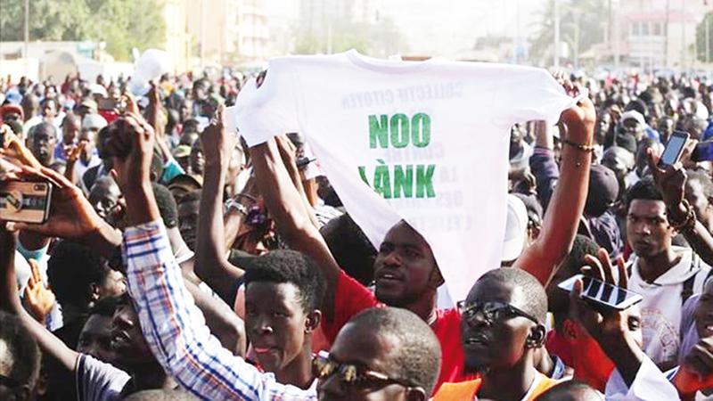 """Interdiction manifestation contre la vie chère: les initiateurs promettent de """"résister"""" et appellent à la mobilisation"""
